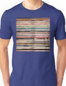 Blue Note Vinyl Photo full shot great for Poster or Cards Unisex T-Shirt