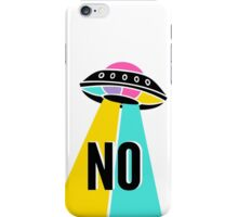 A Message From Space iPhone Case/Skin