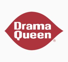 Drama Queen - Dairy Queen parody Kids Clothes