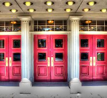 The Doors 2 by John Velocci