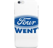 Four Twenty - Ford parody iPhone Case/Skin
