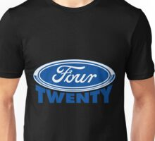 Four Twenty - Ford parody Unisex T-Shirt