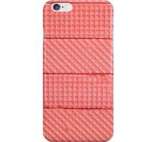 Pink Waifers iPhone Case/Skin