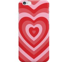 Powerpuff Girls Heart iPhone Case/Skin