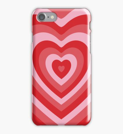 Powerpuff Girls Heart iPhone Case/Skin