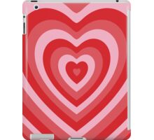 Powerpuff Girls Heart iPad Case/Skin