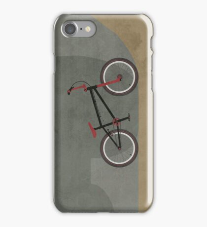 BMX Bike iPhone Case/Skin