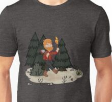 Woodie in the Woods Unisex T-Shirt
