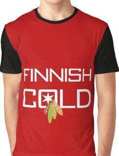 Finnish Cold Graphic T-Shirt