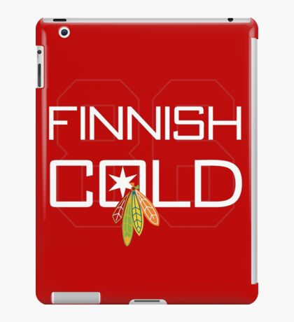 Finnish Cold iPad Case/Skin