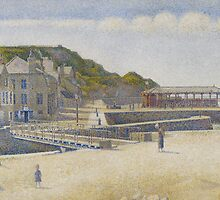 Port-en-Bessin, 1888 by Bridgeman Art Library
