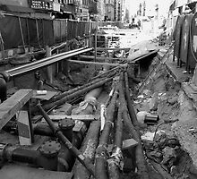 Broken Broadway by PierPhotography