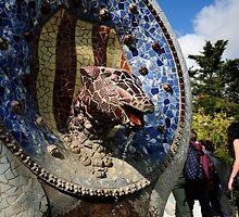 Barcelona IX - Guell Park by Tataran Mihai - Razvan