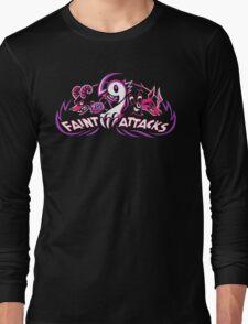 Dark Types - Faint Attacks Long Sleeve T-Shirt