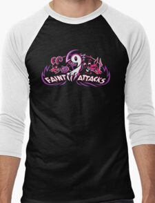 Dark Types - Faint Attacks Men's Baseball ¾ T-Shirt