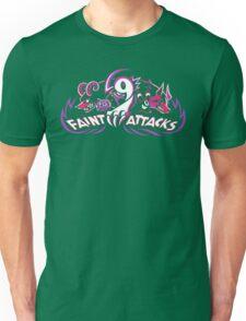 Dark Types - Faint Attacks Unisex T-Shirt
