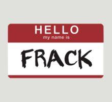 Hi Ladies, I'm Frack. by josephrory