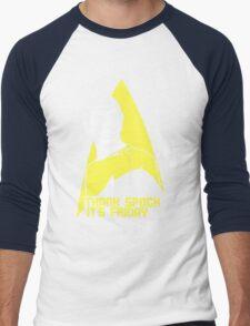 Thank Spock it's Friday Men's Baseball ¾ T-Shirt