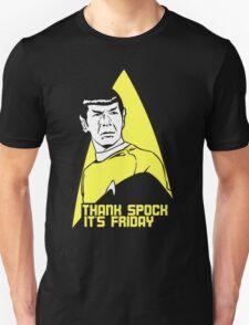 Thank Spock it's Friday Unisex T-Shirt