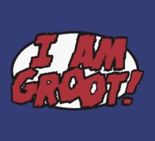I AM GROOT! T-Shirt