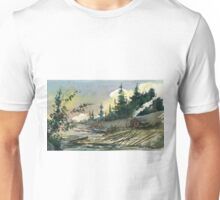 Logging Camp Unisex T-Shirt