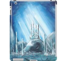 Portal to Alicante (Shadowhunters) iPad Case/Skin