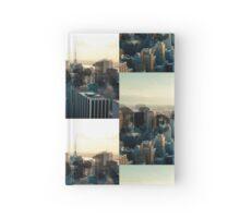 New York Skyline Hardcover Journal