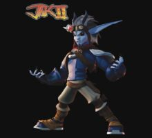Dark Jak - Jak II Kids Clothes
