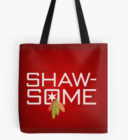 Shaw-Some Tote Bag