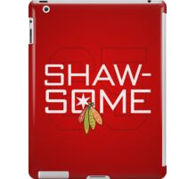Shaw-Some iPad Case/Skin
