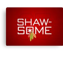Shaw-Some Canvas Print