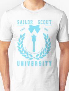 Sailor Scout University: Sailor Mercury T-Shirt