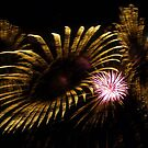 Abstract Fireworks by tvlgoddess