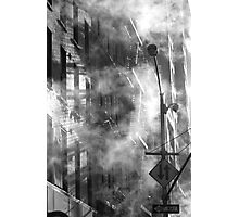 Street Vapors Photographic Print