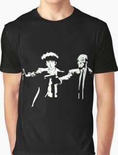 Pulp Cowboy funny nerd geek geeky Graphic T-Shirt