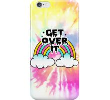 Get Over It iPhone Case/Skin