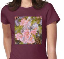 Magical Garden Womens Fitted T-Shirt