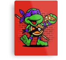 Vintage Donatello Metal Print