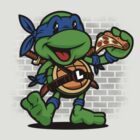 Vintage Leonardo by harebrained