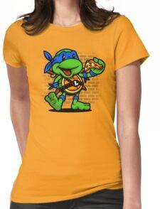 Vintage Leonardo Womens Fitted T-Shirt