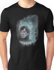 Sherlock_portrait Unisex T-Shirt