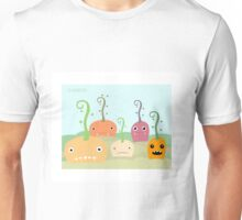 Carrots by Aglaia Mortcheva T-Shirt