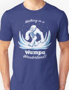 Snow Creature Wonderland Unisex T-Shirt