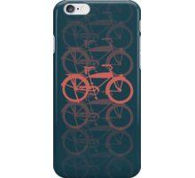 Just Keep Biking iPhone Case/Skin