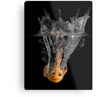 Falling Nemo Metal Print