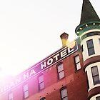Boise Hotel by Kaylee Uhlenkott