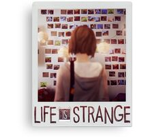 Life is strange Max Canvas Print