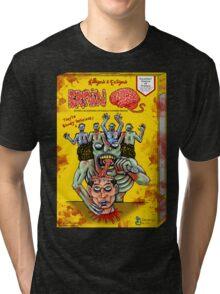 Killyous & Eatyous Brain O's Tri-blend T-Shirt