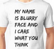 BLURRED 2 Unisex T-Shirt