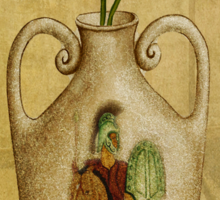 Hellenic Vahz Sticker
